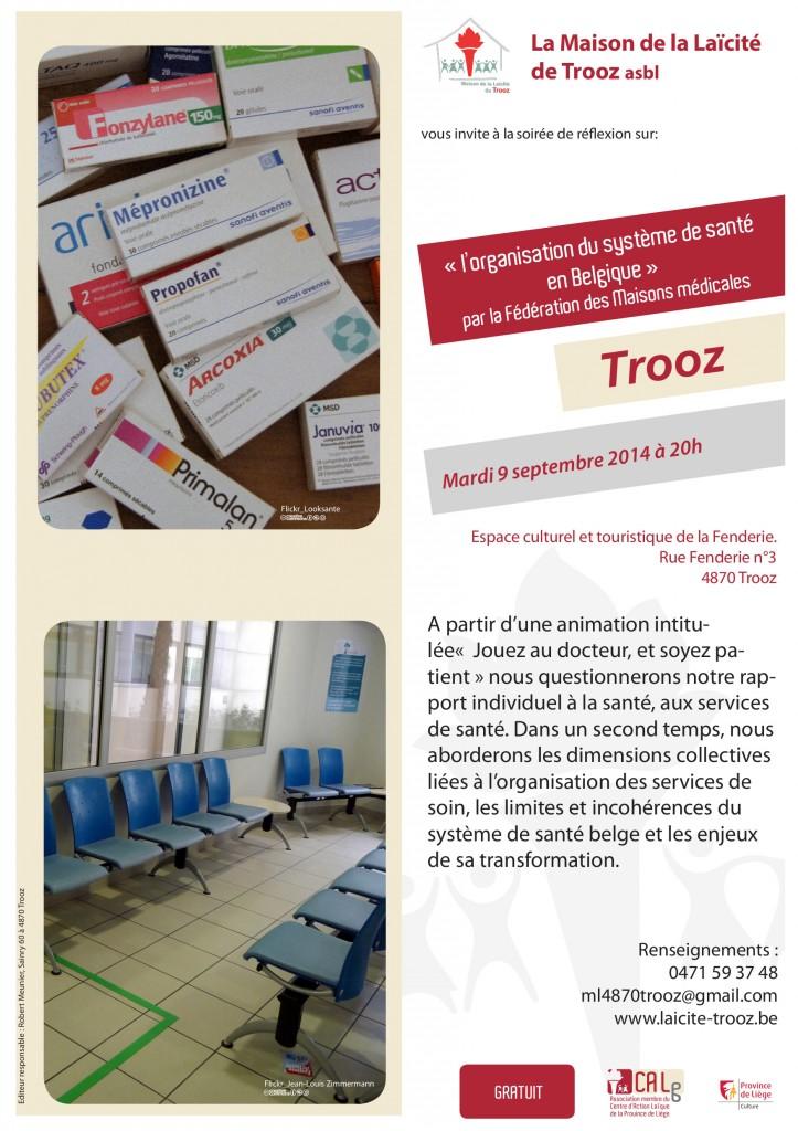 conférence maison médicale